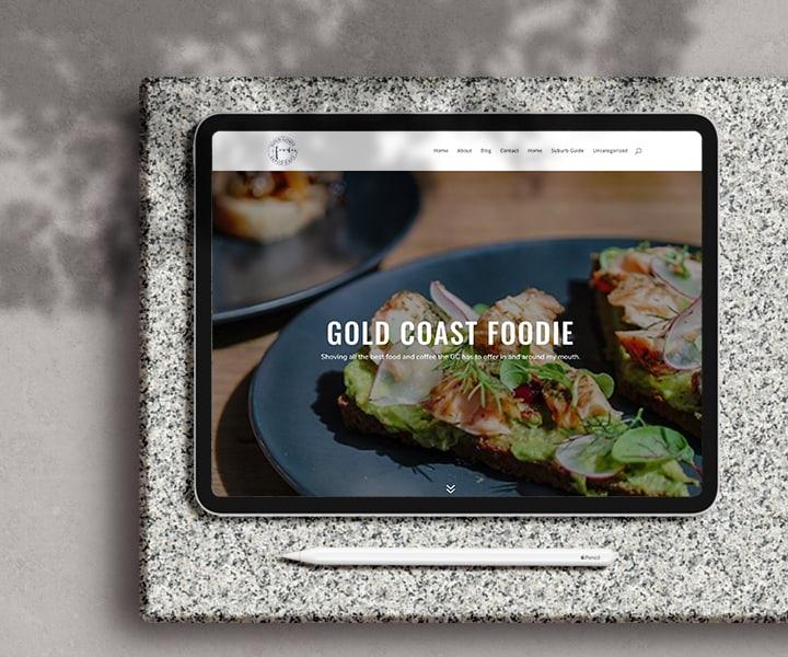 gold coast foodie website