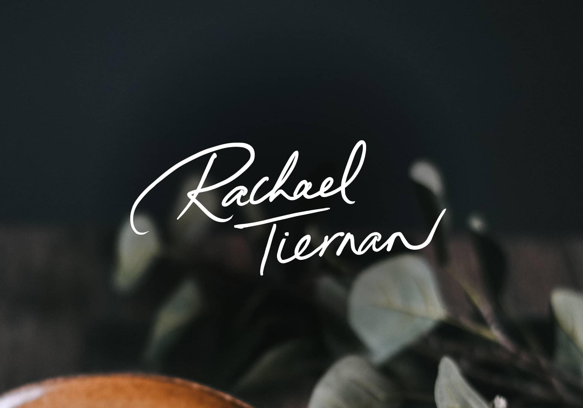 rachael tiernan logo example